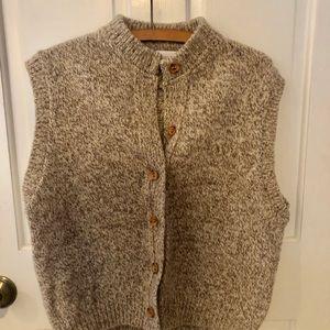 Sweaters - Winona knits women's wool vest Large